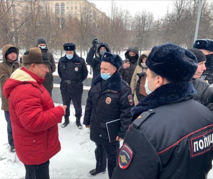 Ольга Алимова: «Полиция теперь полноправный участник политических процессов?!»