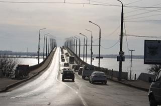 Мост «Саратов-Энгельс» закрывается на четыре месяца
