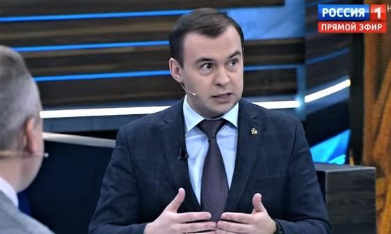 Юрий Афонин в эфире «России-1»: Ужесточение давления Запада делает задачу «национализации» российской элиты всё более насущной