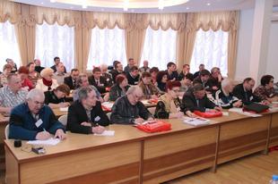 «Готов к борьбе на выборах? Всегда готов…». Завершился семинар-совещание партийного актива в Костроме