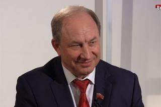 «Есть ответ». Валерий Рашкин о выборах губернатора: «Они стараются сделать блицкриг»