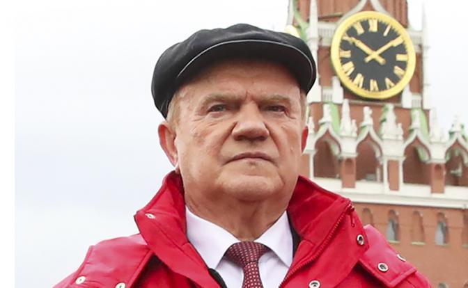 «Независимая газета»: Бабуринскую контр-коалицию «Победа» в КПРФ прозвали союзом меча и орала