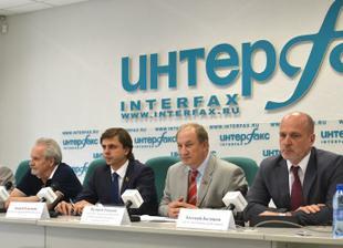 «Мы объявляем о создании «коалиции здорового протеста» на выборах в Мосгордуму!» Пресс-конференция московских коммунистов в «Интерфаксе»
