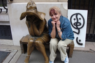 «Взгляд-культура». Ольга Алимова представила фотогалерею своих путешествий