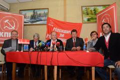 Г.А. Зюганов: «За 20 лет партия власти так и не решилась провести демократические выборы». Пресс-конференция лидера КПРФ по итогам Единого дня голосования