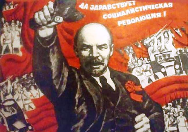 Поздравление Саратовского обкома и горкома КПРФ с 97-й годовщиной Великой Октябрьской социалистической революции