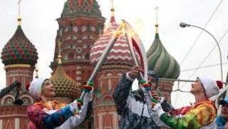 Следственный комитет разберется с тухнущими олимпийскими факелами