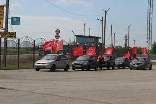 Комсомольский автопробег Саратов – Самара — Пенза прибыл в Самару!