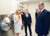 С.Г. Левченко принял участие в открытии нового филиала детской стоматологической поликлиники в Иркутске