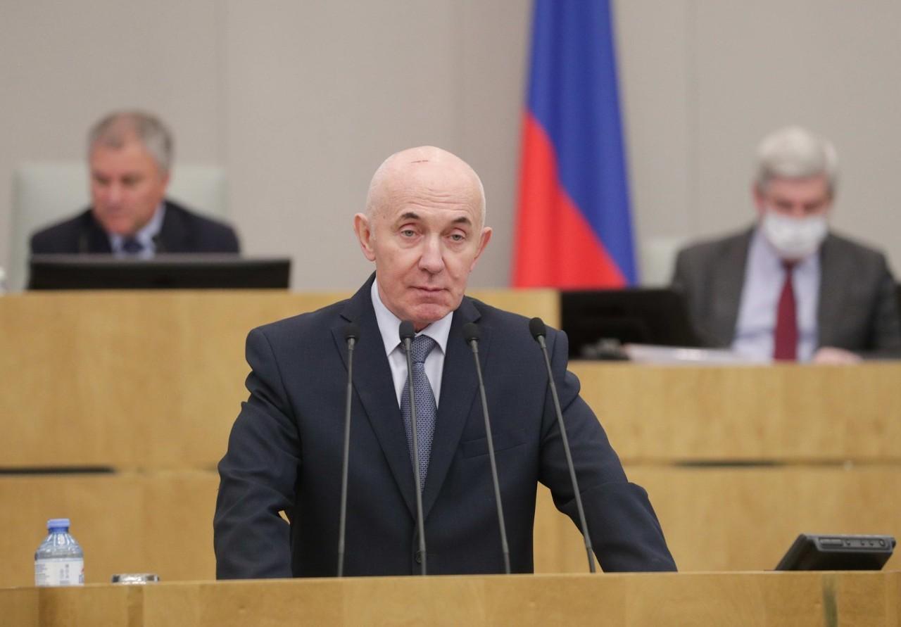 Ю.П. Синельщиков: Необходим созыв Конституционного Собрания!