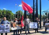 Саратов. Коммунисты провели пикет с требованием возродить промышленность