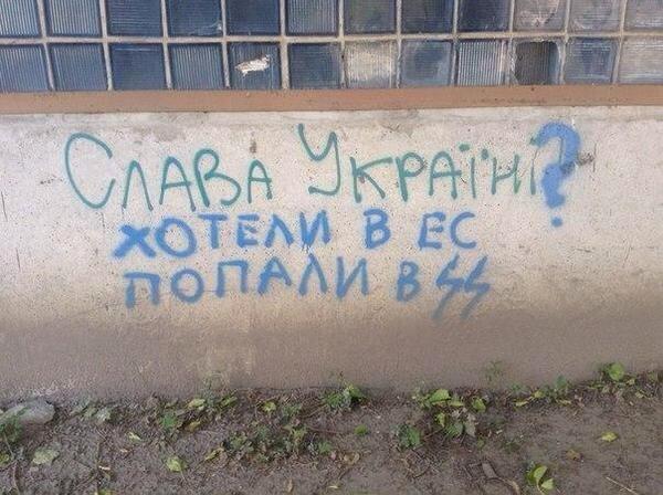 На смену «оранжевой» Раде идет «коричневая». КПРФ не признает парламентские выборы на Украине