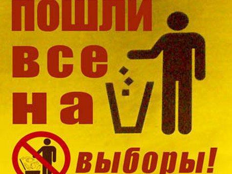 За депутатов облдумы пришли проголосовать 30% населения