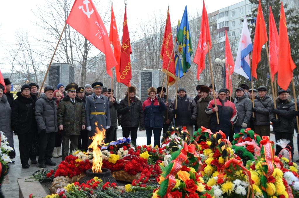 23 февраля в г. Балаково