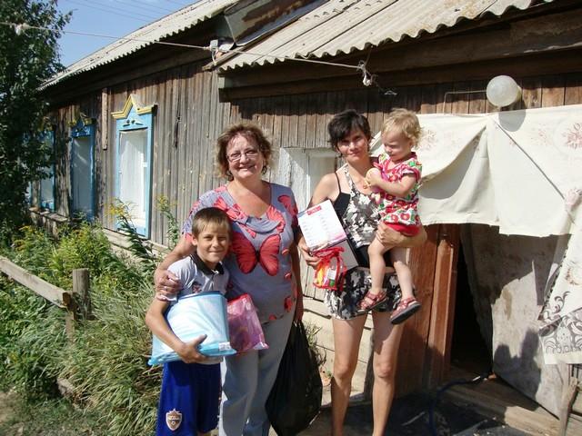 Депутат Госдумы Ольга Алимова: Детская улыбка и радость смогут сделать мир добрее!
