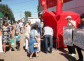 Энгельсские коммунисты провели очередной пикет против «завода смерти»