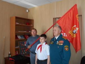 19 мая в Балаково состоялась торжественная церемония приёма в пионеры