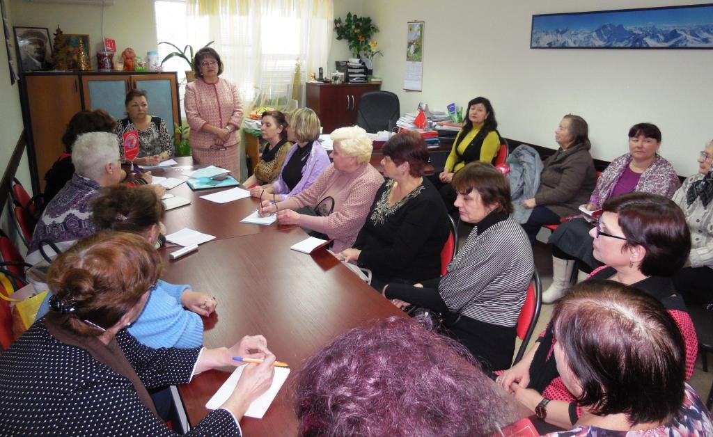 Саратовские женщины выдвинули делегатов на IV съезд «Всероссийского женского союза — «Надежда России»