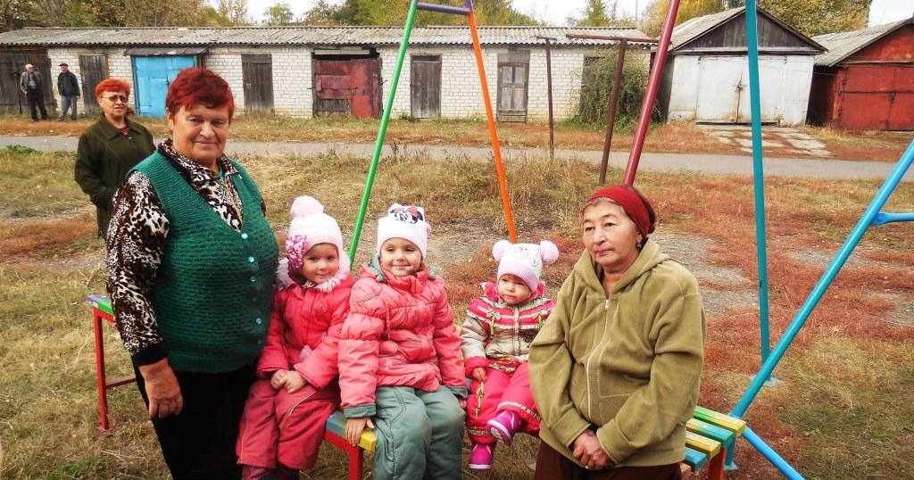 Ольга Алимова: «Искренне хочется пожелать, пусть не умолкают детские голоса и смех на этой площадке, где каждый день будет продолжаться праздник детства!»