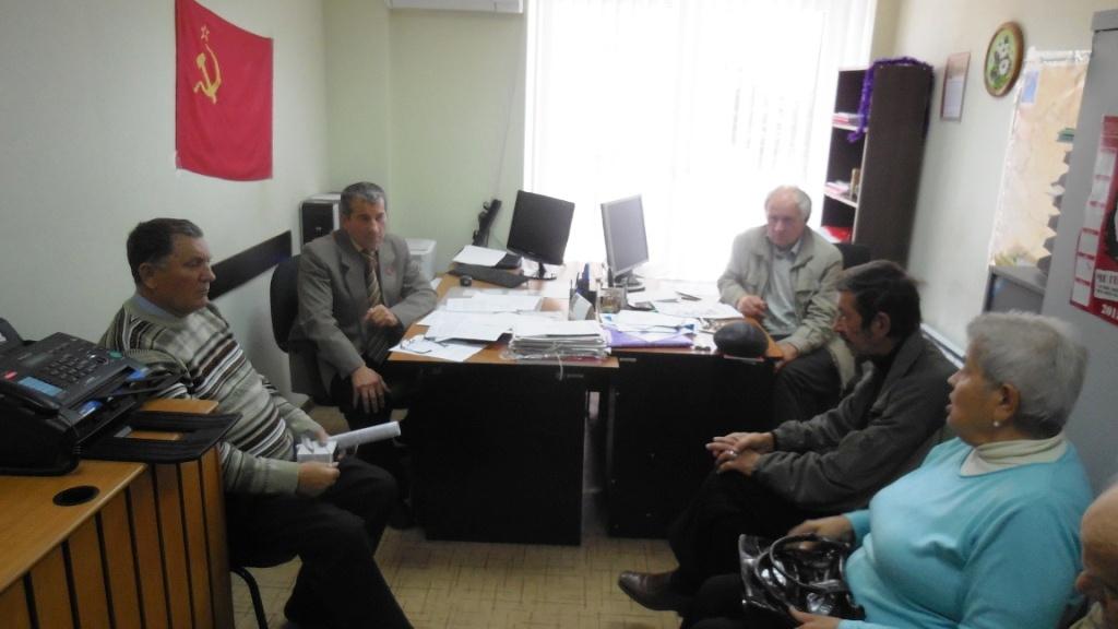 В Саратове состоялся Пленум контрольно-ревизионной комиссии обкома КПРФ