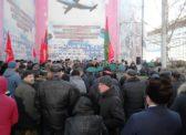 Саратов. Митинг, приуроченный к 30-й годовщине вывода советских войск из Афганистана