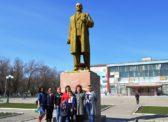 Светлый. День Рождения В.И.Ленина