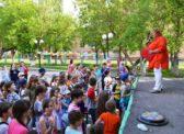 Музыкально- тематический праздник, посвященный 96-й годовщине образования пионерской организации