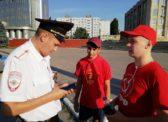 Балаково. Комсомол, жара, июль. Протесты такие юные.