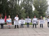 Саратовские коммунисты продолжают борьбу за правду и справедливость