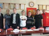 Саратовское отделение ЛКСМ пополнилось новой ячейкой