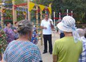 Александр Анидалов провёл собрание жителей Ленинского района