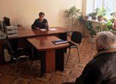 Ольга Алимова пообщалась с жителями Базарного Карабулака
