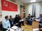 Депутаты-коммунисты задали вопросы руководителю Саратовского УФАС