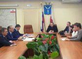 Депутаты фракции КПРФ встретились с членами правительства области