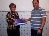 Депутат-коммунист подарил районному ДК комплект радиомикрофонов