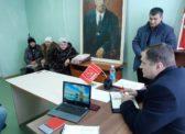 Александр Нараевский посетил Питерку