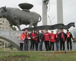 Комсомольская «Красная карусель»