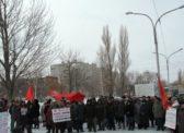 Митинг «ЗА чистую Россию, ПРОТИВ грязной власти!» в Энгельсе