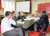 Депутат Госдумы Ольга Алимова провела прием граждан