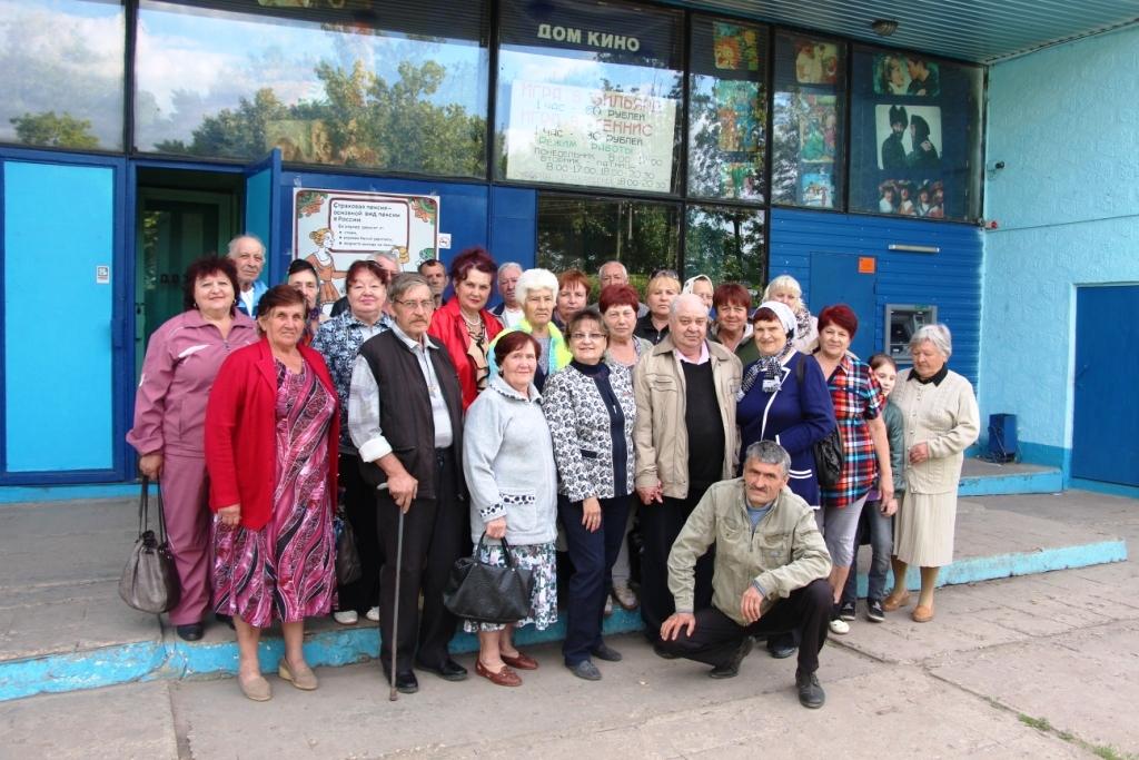 Ольга Алимова посетила Самойловский район