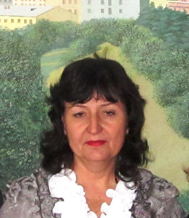 С юбилеем! 22 октября Ганиева Ирина Вильевна отметила свой юбилей