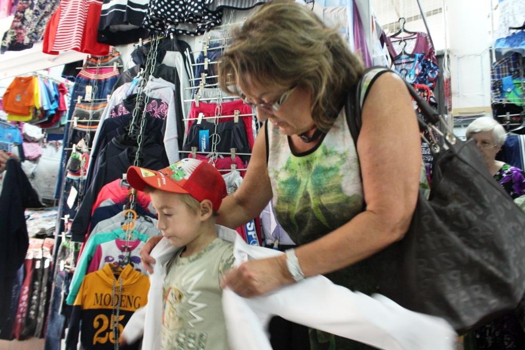 Ольга АЛИМОВА: Для меня стало доброй традицией помогать многодетным семьям!