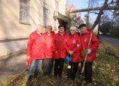 Балашовские коммунисты присоединились к акции  «Сад Победы – Сад Жизни».