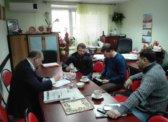 Саратов. Валерий Рашкин встретился с активистами бастующих дальнобойщиков