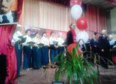 Пугачев. Торжественное собрание, посвящённое 100-летию Великой Октябрьской социалистической революции