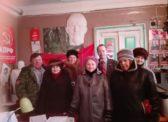 Владимир Есипов провел прием в Марксе