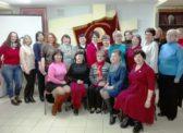 Отчетно-выборная конференция Саратовского областного отделения «ВЖС – Надежда России»