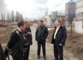 Алексей Стрельников и Владимир Есипов посетили Балаковский район