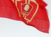 Комсомольское знамя поднято!
