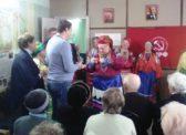 Саратов. Торжественное собрание организации «Дети войны», посвящённое Дню матери